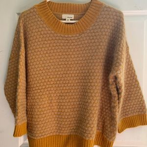Anthropologie the Korner Sweater size S/M! Pretty!